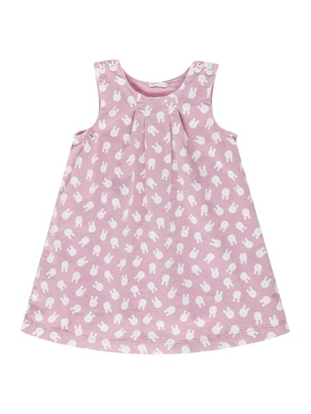 Benetton Baby Sleeveless Printed Dress
