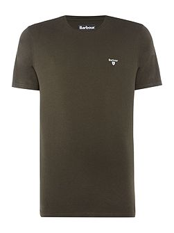 Tonal logo short sleeve t-shirt