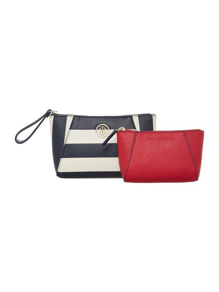 Tommy Hilfiger Novelty cosmetic bag twinset