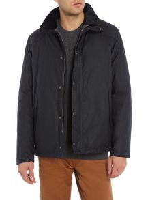 Barbour Dry wax harrington jacket