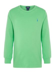 Polo Ralph Lauren Boys Crew Neck T-Shirt