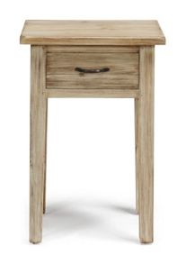 Linea Coastline Lamp Table with Drawers