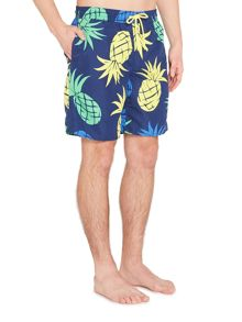 Polo Ralph Lauren Pineapple Print Swim Short