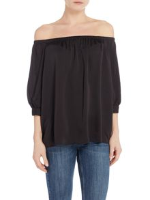 Vero Moda 3/4 length bardot top