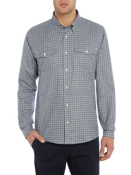 Barbour Long sleeve base check shirt