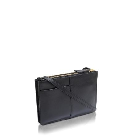 Radley Pockets small ziptop acrossbody bag