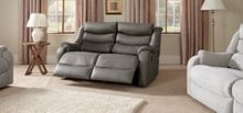 Parker Knoll Denver 2 Seater Power Recliner Dble Single Motor
