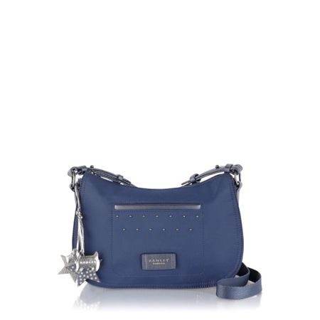Radley Deans court small ziptop acrossbody bag