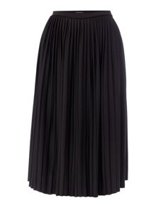 Vero Moda Mid length pleated skirt