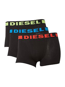 3 Pack Kory Hero Waistband Trunks