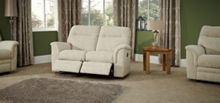 Parker Knoll Hudson 2 Seater Power Recliner Double