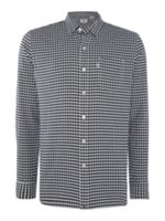 Levi's Sunset pocket gingham checked shirt