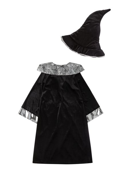 Travis Designs Boys Wizard and Crooked Hat Halloween Fancy Dress