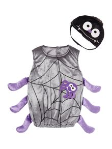 Travis Designs Boys Itsy Bitsy Spider Halloween Fancy Dress