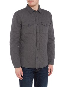 Barbour Overshirt quilt jacket