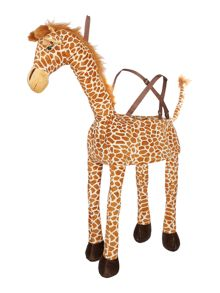 Travis Designs Ride on Giraffe Toy