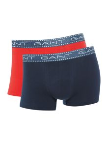 Gant 2 Pack Star Waistband Trunk Gift Set