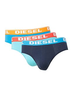 3 Pack of Andre solid colour underwear