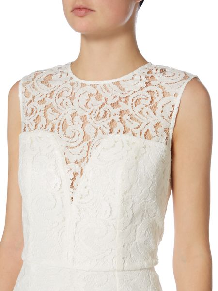 Therapy Rosenta Shimmer Lace Dress