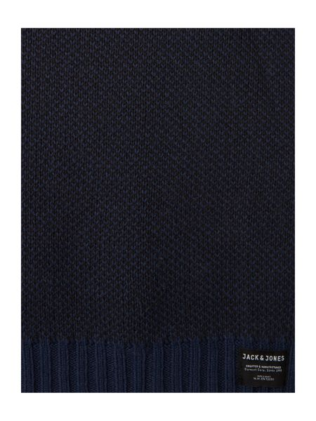 Jack & Jones Mini Textured Scarf