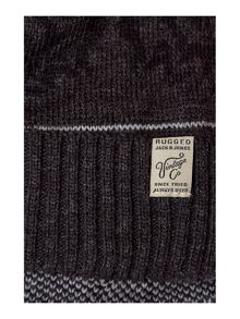 Jack & Jones Ethnic Pattern Beanie