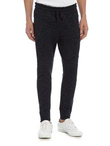 Religion Cuffed panel jogging bottoms
