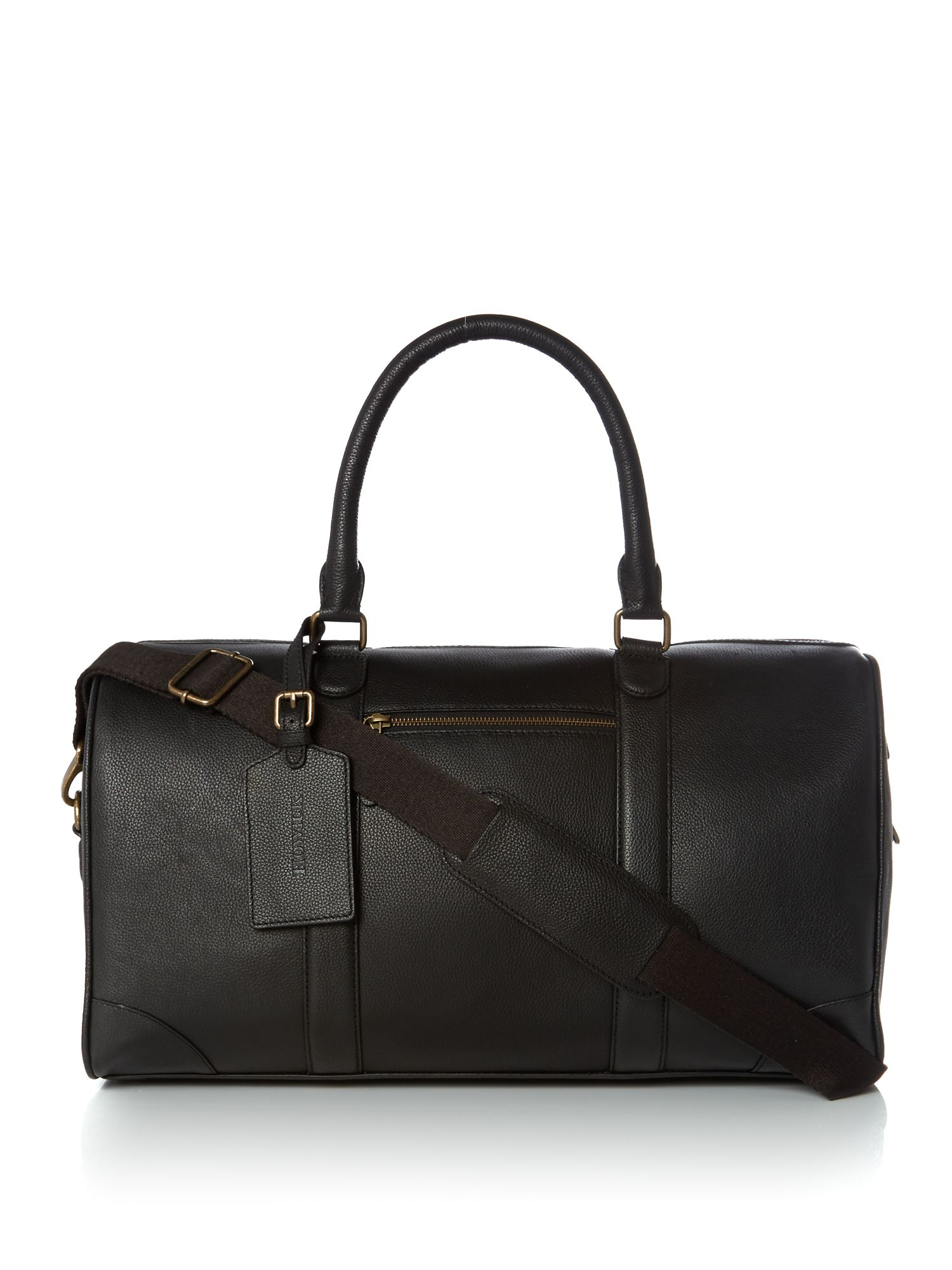 Howick Structured Holdall, Black