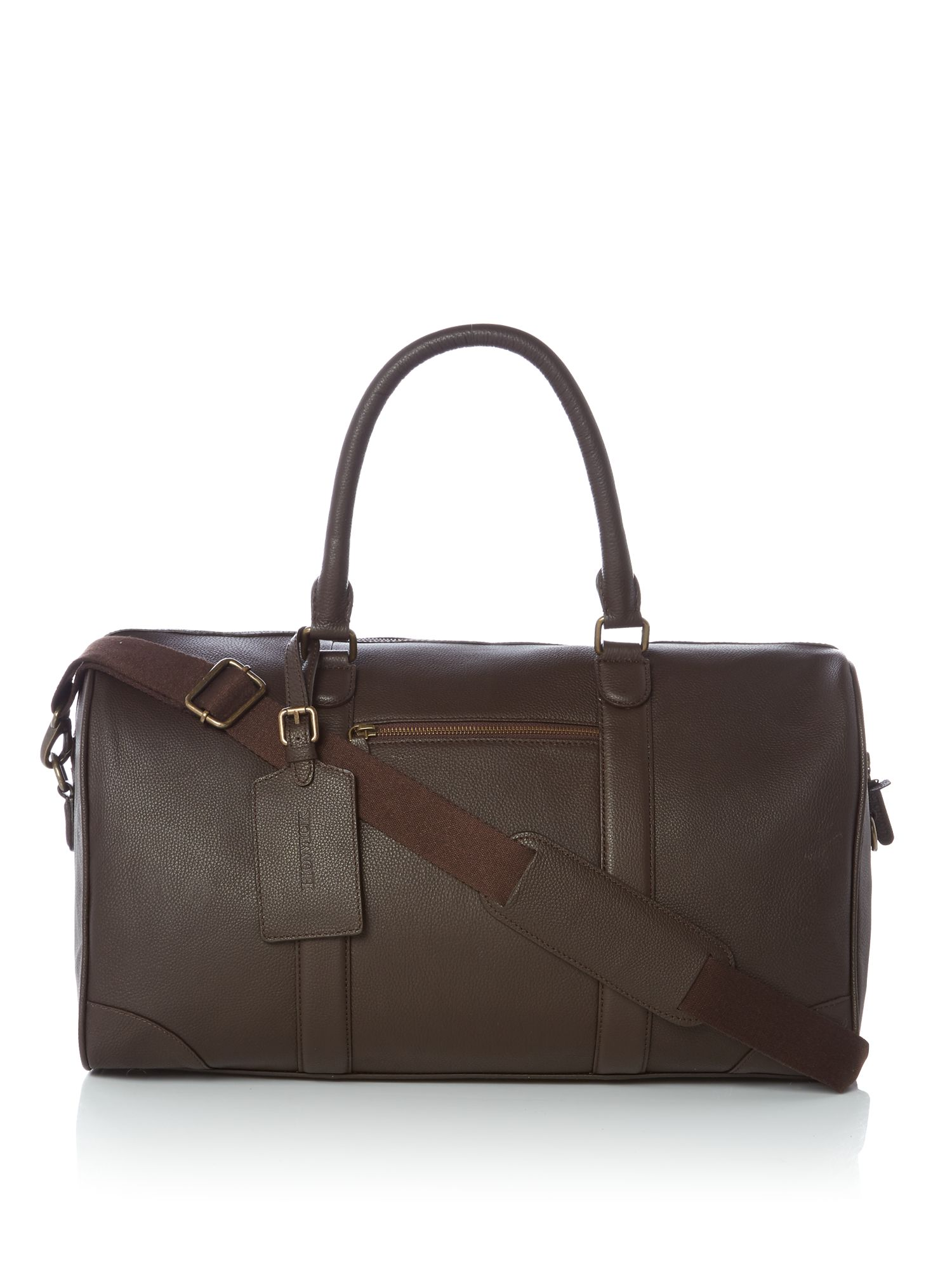 Howick Structured Holdall, Brown