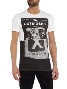 Religion The outsiders poster t-shirt