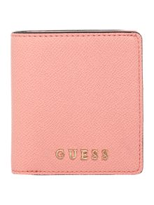 Guess Isabeu small flapover purse