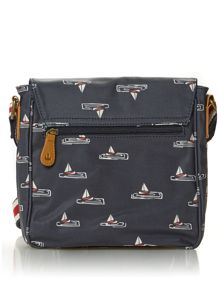 Brakeburn Boats cross body bag