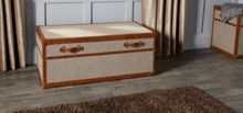Tetrad Harris Tweed Coffee Table Trunk