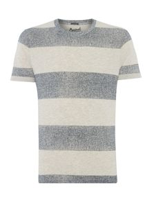 Jack & Jones Stripe Short-Sleeve T-shirt
