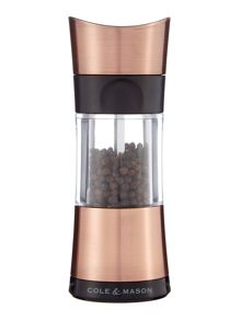 Cole & Mason Horsham Pepper mill Copper