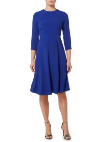 Ivy & Oak Longsleeve midi cocktail dress