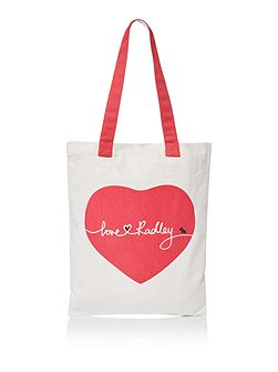 Love radley medium tote bag
