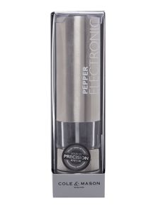 Cole & Mason Greenwich Electronic Pepper Mill