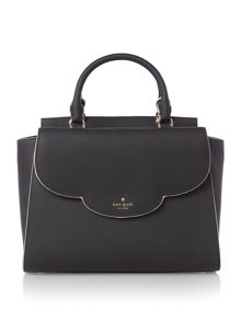 Kate Spade New York Leewood place makayla flapover tote bag