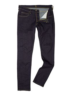 Luke slim tapered fit clean indigo jeans