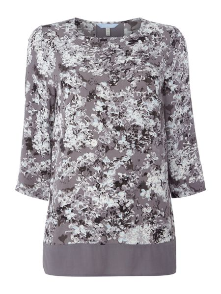 Joules Long sleeve shell top