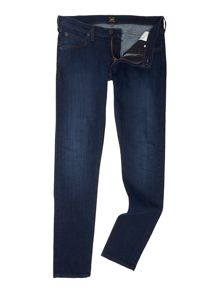 Lee Luke slim tapered stone wash jeans