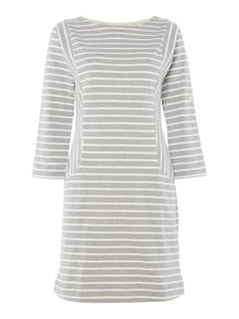 Joules Pocket breton dress