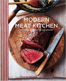 Ryland Peters & Small Modern Meat Kitchen