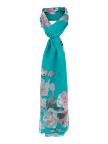 Joules Long Line Woven Scarf