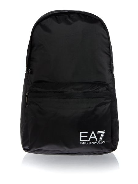 EA7 Logo Backpack