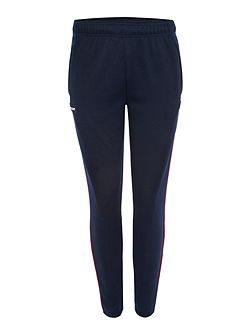 Contrast panel jogging bottoms