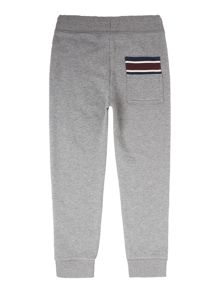 Benetton Boys Contrast Cuff Tracksuit Bottom