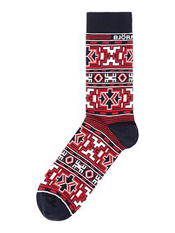 Native Knit Socks