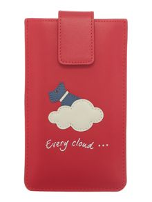 Radley Silver lining iphone case