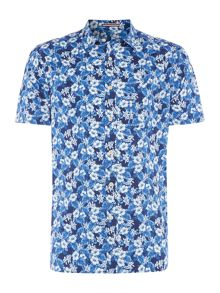 Howick Glade Floral Short Sleeve Shirt